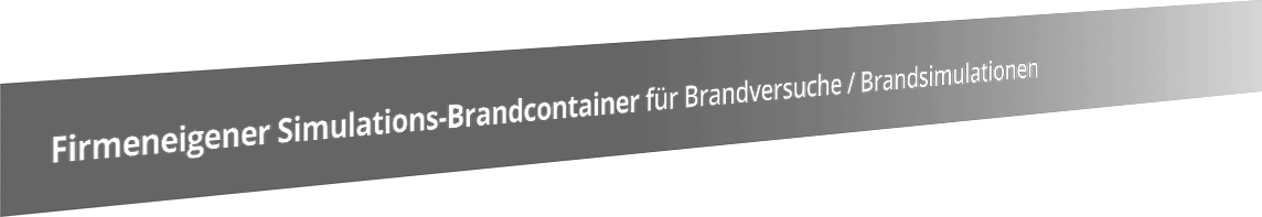 Defensio Igno - Brandschutzcontainer